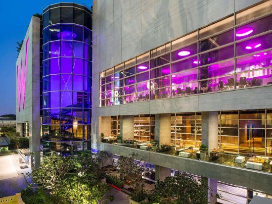 W曼谷酒店(W Bangkok Hotel)外觀