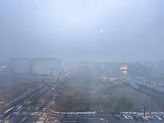 杭州東站智選假日酒店(Holiday Inn Express Hangzhou East Station)眺望遠景