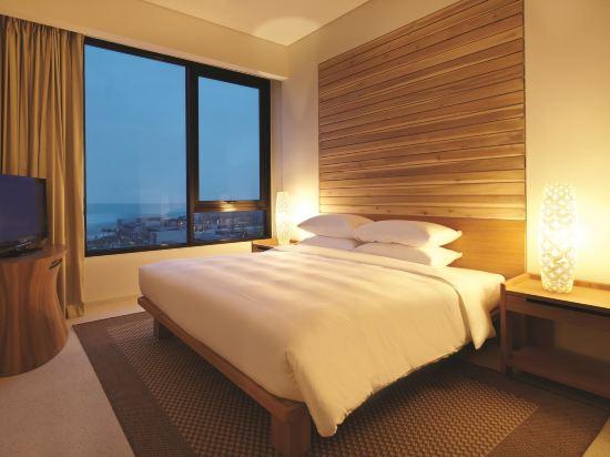 峴港凱悅麗晶渡假村及水療中心(Hyatt Regency Danang Resort and Spa)一卧室公寓房