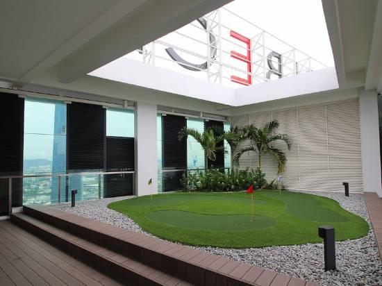 吉隆坡武吉免登Emy套房酒店