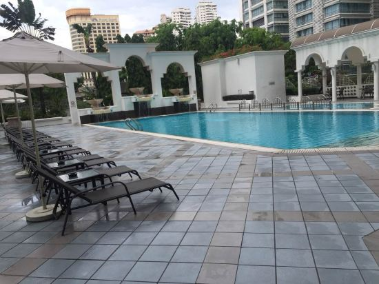 吉隆坡帝苑酒店(Hotel Istana Kuala Lumpur)健身娛樂設施