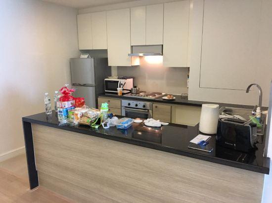小吃廚房裝修效果圖