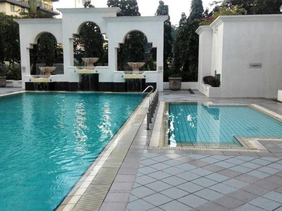 吉隆坡帝苑酒店(Hotel Istana Kuala Lumpur)室外游泳池