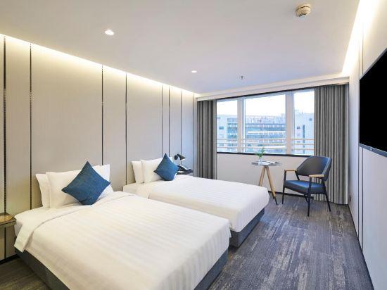 悅品酒店(荃灣店)(Hotel COZi Oasis)豪華悅品客房