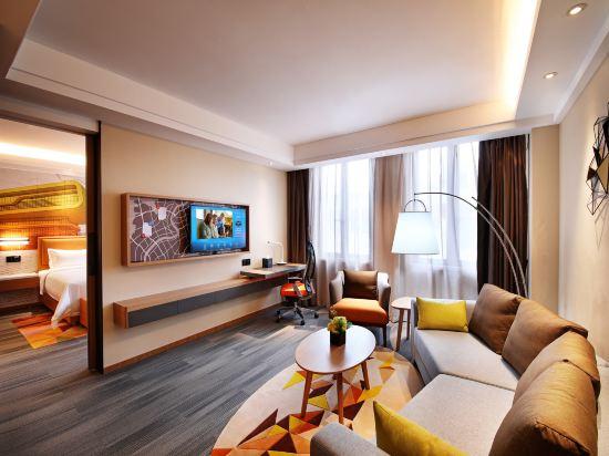 上海虹橋國家會展中心希爾頓歡朋酒店(Hampton by Hilton Shanghai Hongqiao Necc)歡朋套房