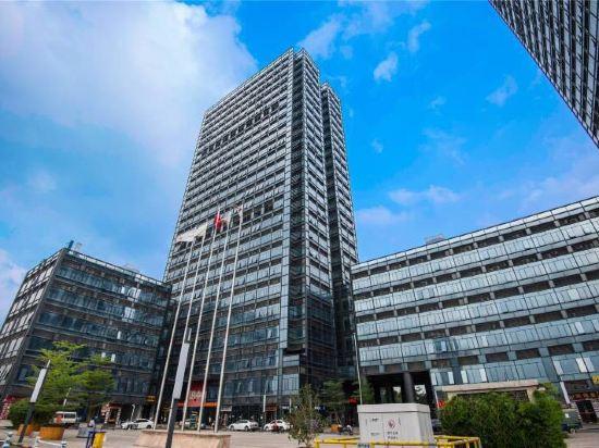 維多利亞公寓(廣州奧園廣場店)(Victoria Apartment (Guangzhou Aoyuan Plaza))外觀