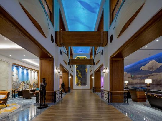 常州環球港郵輪酒店(Global Harbor Cruise Hotel)公共區域