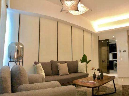 星倫保利國際公寓(珠海橫琴口岸長隆店)(原凱迪國際公寓)(Xinglun Poly International Apartment (Zhuhai Hengqin Port Changlong))都市輕生活一房一廳雅緻套房