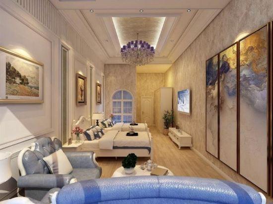 維多利亞公寓(廣州奧園廣場店)(Victoria Apartment (Guangzhou Aoyuan Plaza))商務雙床房