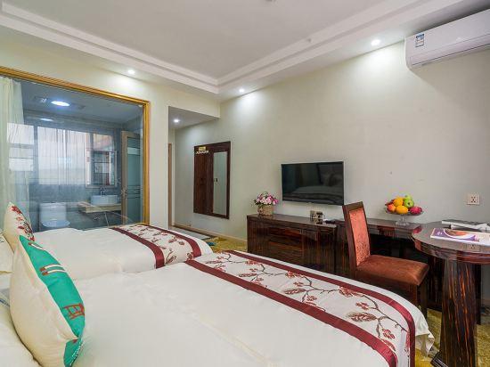 昆明雲鼎大酒店(原中航大酒店)(Yunding Hotel)景緻雙床房