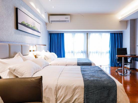佛山雲谷酒店式公寓雲海商務雙床房