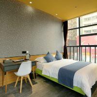 藍莓酒店(深圳福永地鐵站店)酒店預訂