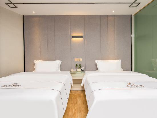 廣州威尼斯特酒店(Wei Ni Si Te Hotel)優悅舒眠雙床房