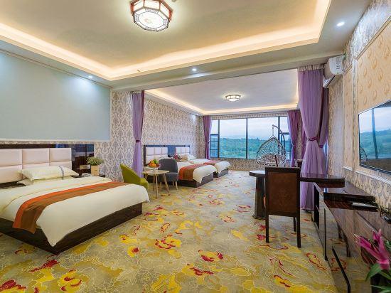 昆明雲鼎大酒店(原中航大酒店)(Yunding Hotel)豪華三人房