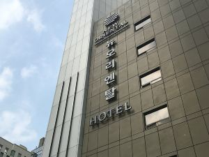 首爾明洞新東方酒店(Hotel New Oriental Myeongdong Seoul)