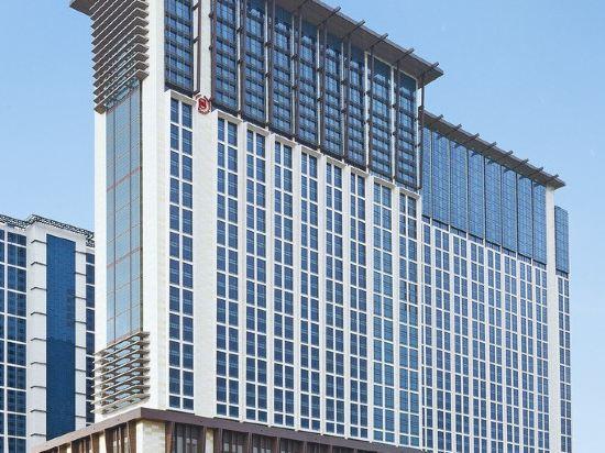 澳門喜來登金沙城中心大酒店(Sheraton Grand Macao Hotel, Cotai Central)外觀