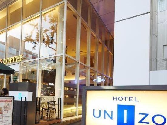 福岡天神UNIZO酒店(HOTEL UNIZO Fukuoka Tenjin)外觀