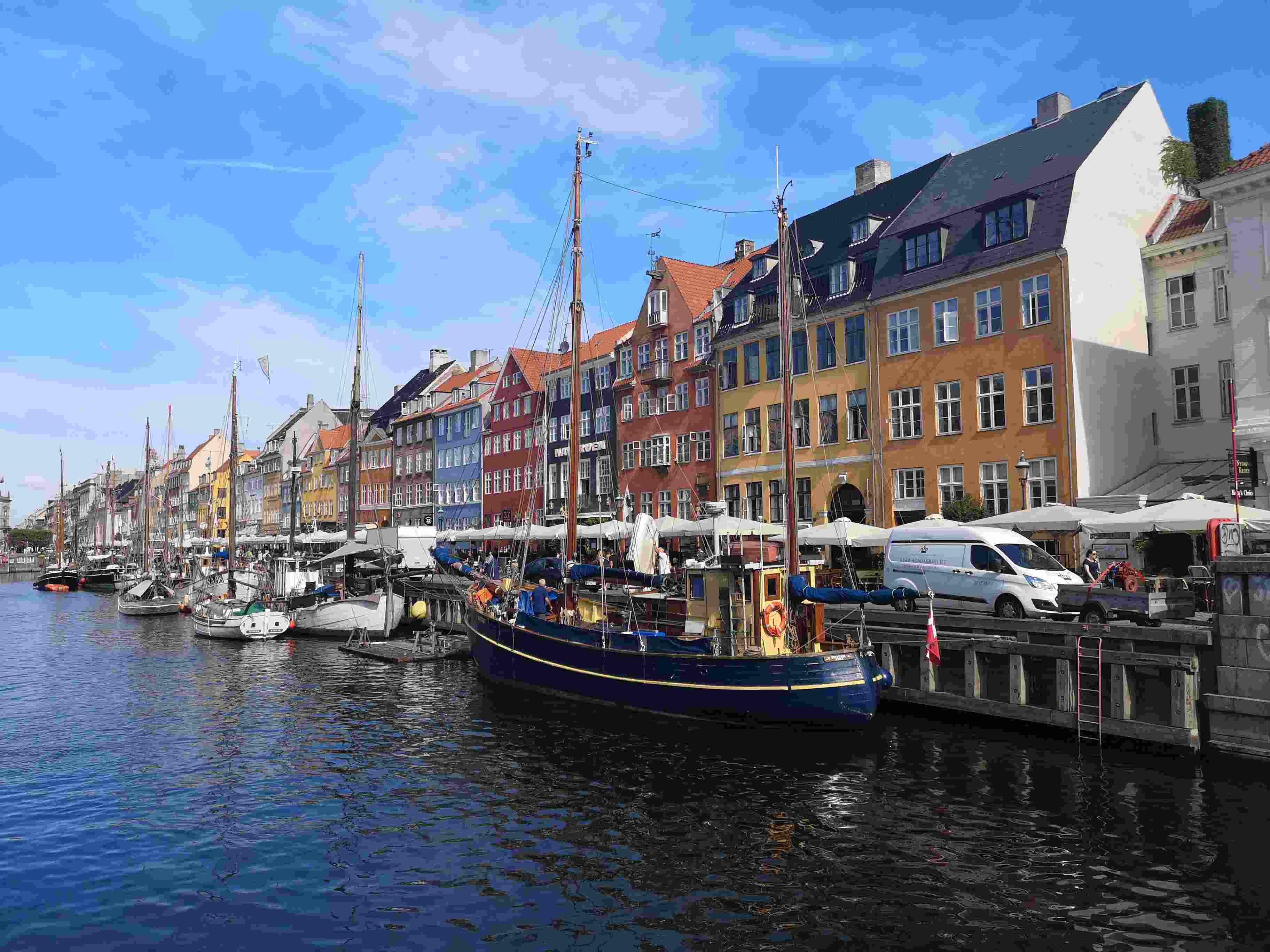 哥本哈根旅游景点
