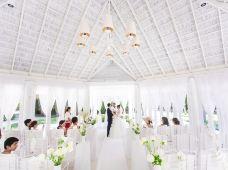 全球婚礼·马尔代夫2天1晚·阿雅达岛教堂婚礼+婚纱照拍摄套系(白色婚礼教堂+花瓣布置+婚礼团队13对1服务+特色仪式+蜜月晚餐)