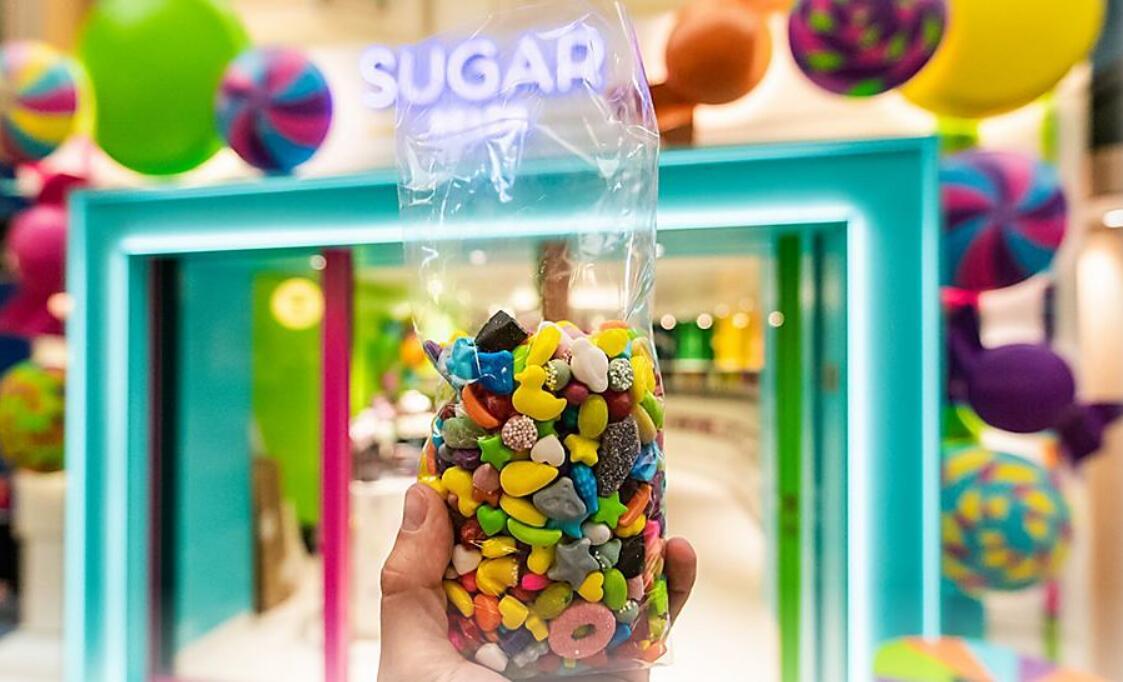 糖果屋 Sugar Beach℠