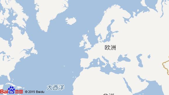伊丽莎白女王号航线图