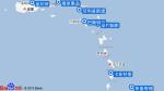 海洋女皇号航线图