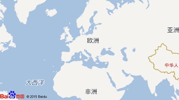 极致号航线图