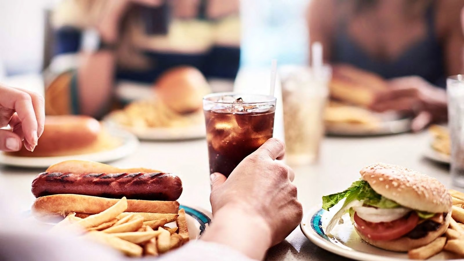 三叉戟烧烤店 Trident Grill
