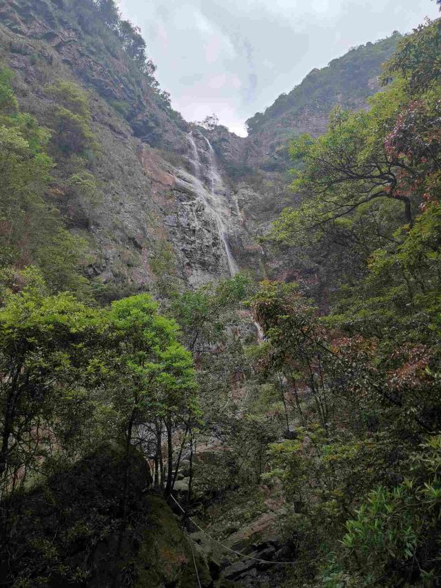 Yingde Tianmengou Scenic Area