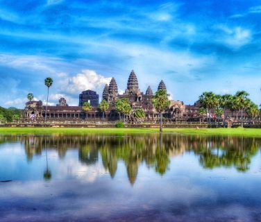 柬埔寨暹粒+吴哥窟5日4晚跟团游·【携程自营,广州南航正班直飞柬埔寨,11月23日出发,惊