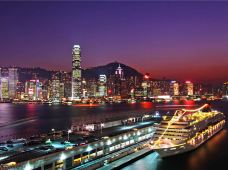 香港+澳门3日跟团游·【升级游港珠澳大桥】海洋公园+澳门威尼斯+  2成人送1张上网电话卡+1个转换插头