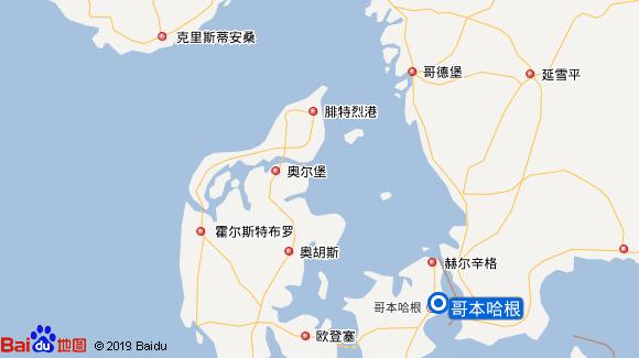 Mein Schiff 3航线图