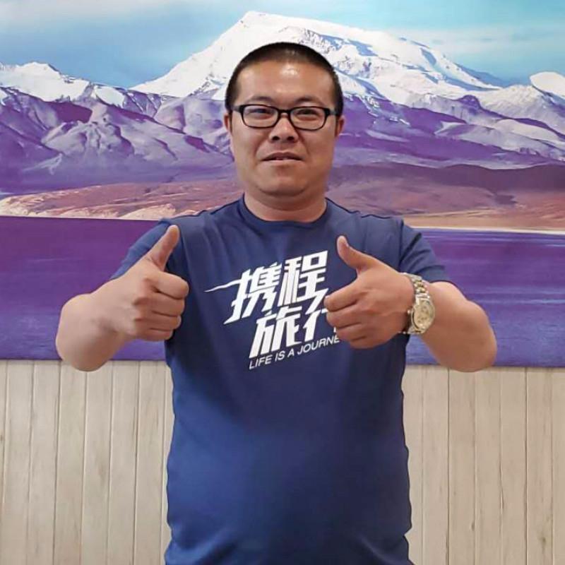 当地向导杨继林