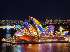 澳大利亚悉尼3日2晚跟团游(4钻)·【含蓝山缆车+出海观海豚+滑沙体验+一顿自助午餐】悉尼大学+悉尼鱼市场+圣玛丽大教堂+悉尼世纪公园+蓝山+3大缆车+鲁拉小镇『赏枫季·秋意浓』+史蒂芬港滑沙+观海豚
