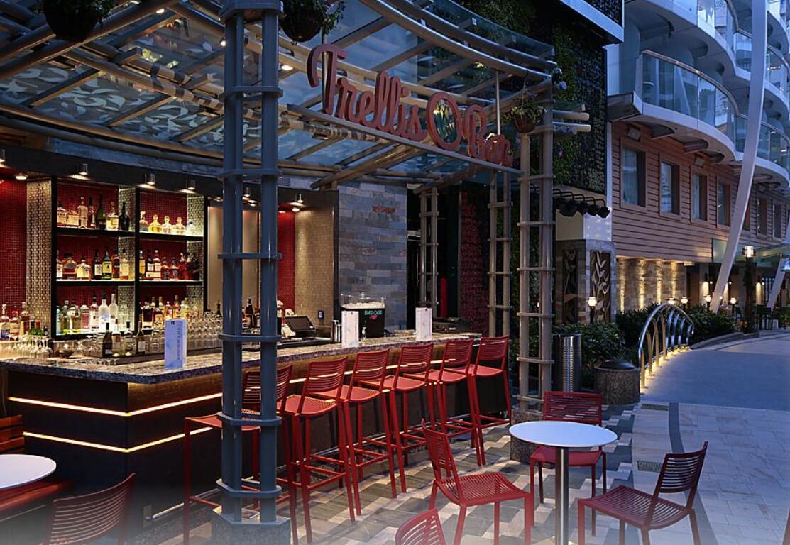 葡萄架酒吧 Trellis Bar