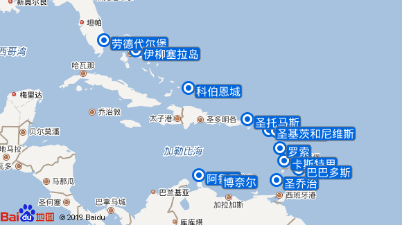 星空公主号航线图