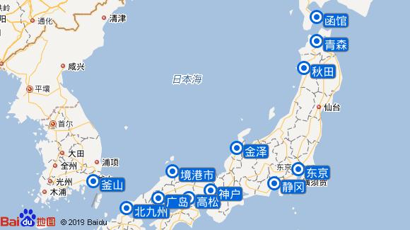 Pursuit航线图