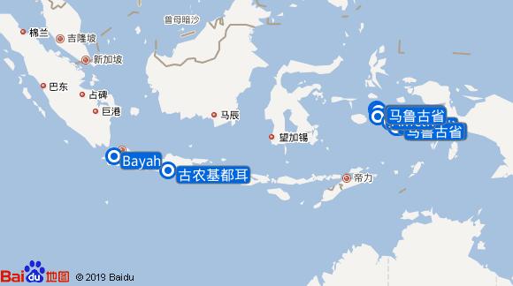 Aqua Blu航线图