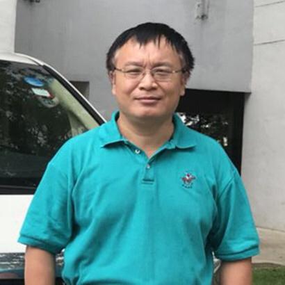 当地向导新加坡导游 Johnson