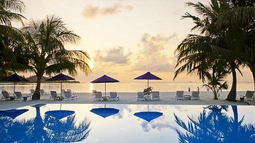 马尔代夫双鱼岛7日5晚自由行·『提前15天下单立减』2豪房2豪水+早晚餐+快艇+赠送水下相机+旅行保险+申请蜜月套餐+全程24小时客服跟进+全国出发