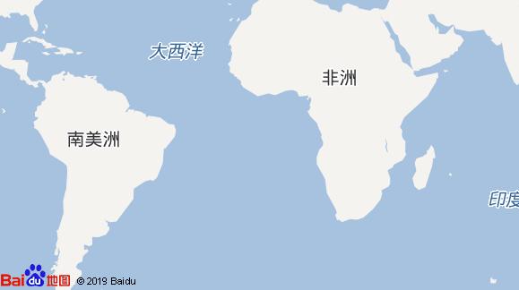 保罗高更号航线图