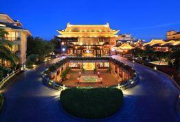 三亚亚龙湾5日自由行(5钻)·华宇·中式园林风情·赠自助火锅或精致下午茶