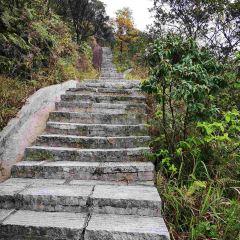 우즈산(오지산) 여행 사진