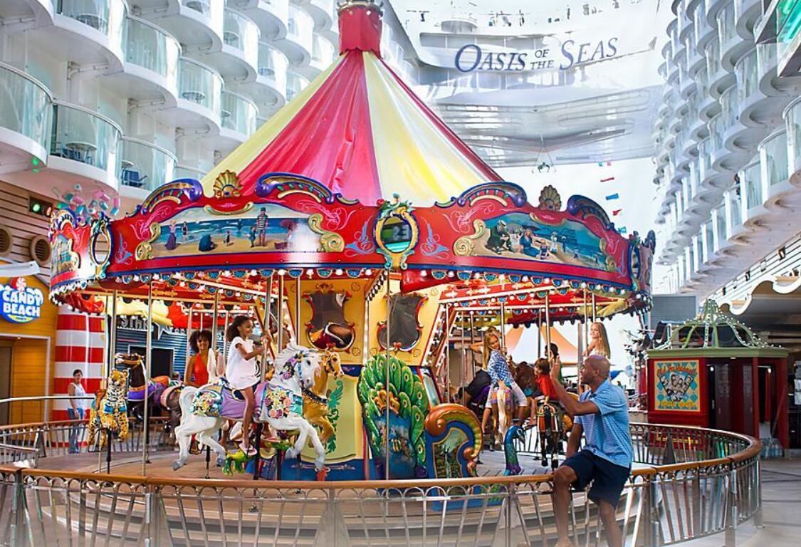 旋转木马 Carousel