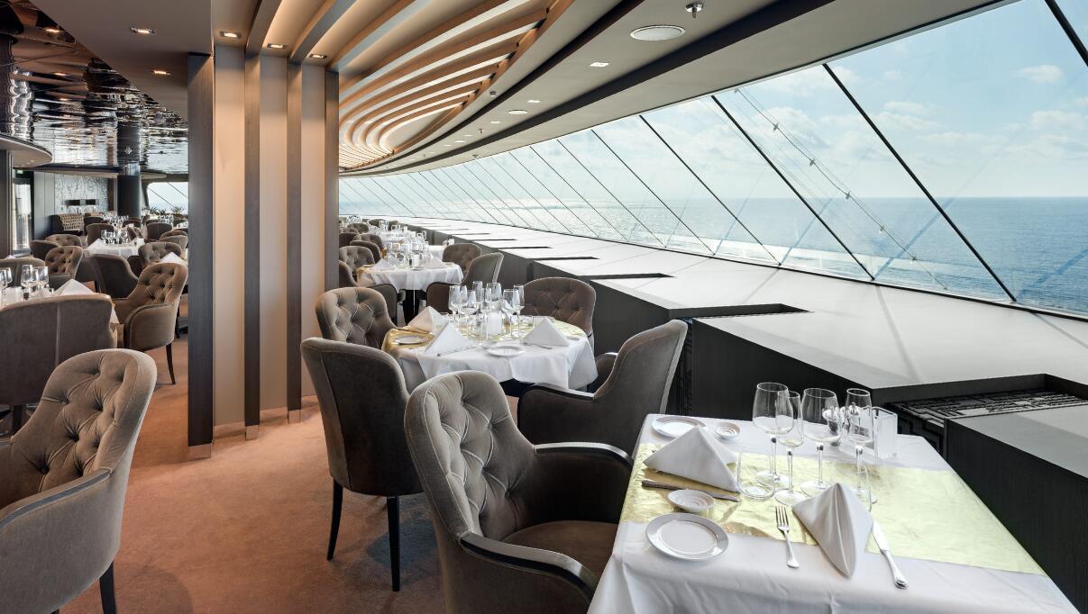 顶帆餐厅 Top Sail Restaurant