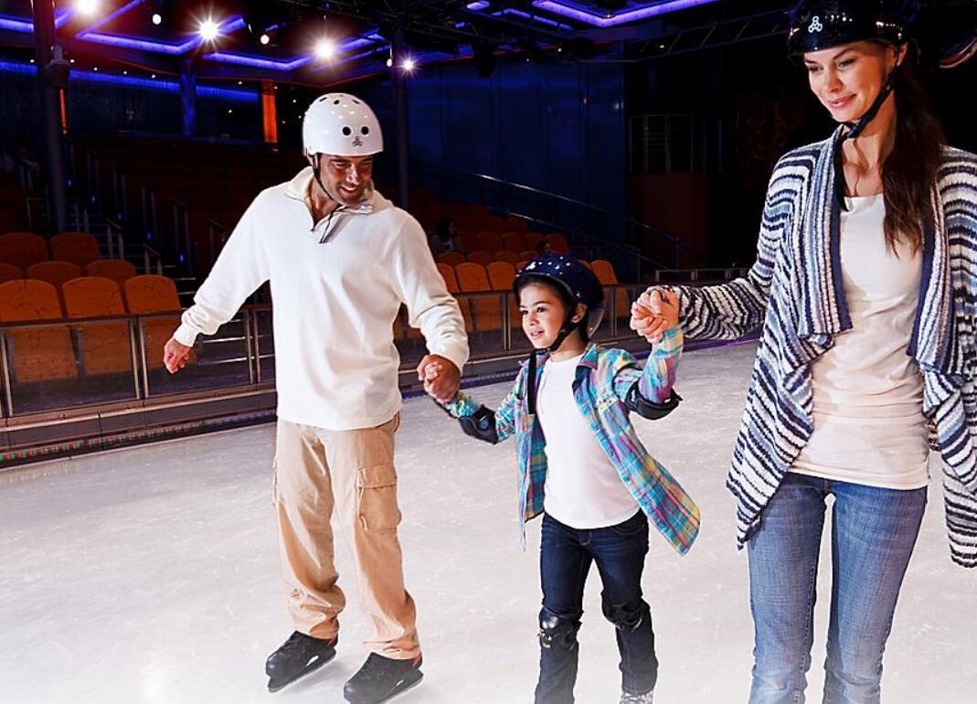滑冰场 Center Ice Rink