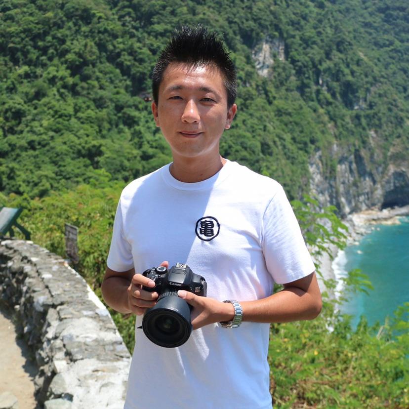 当地向导台湾乐游玩家-阿凯