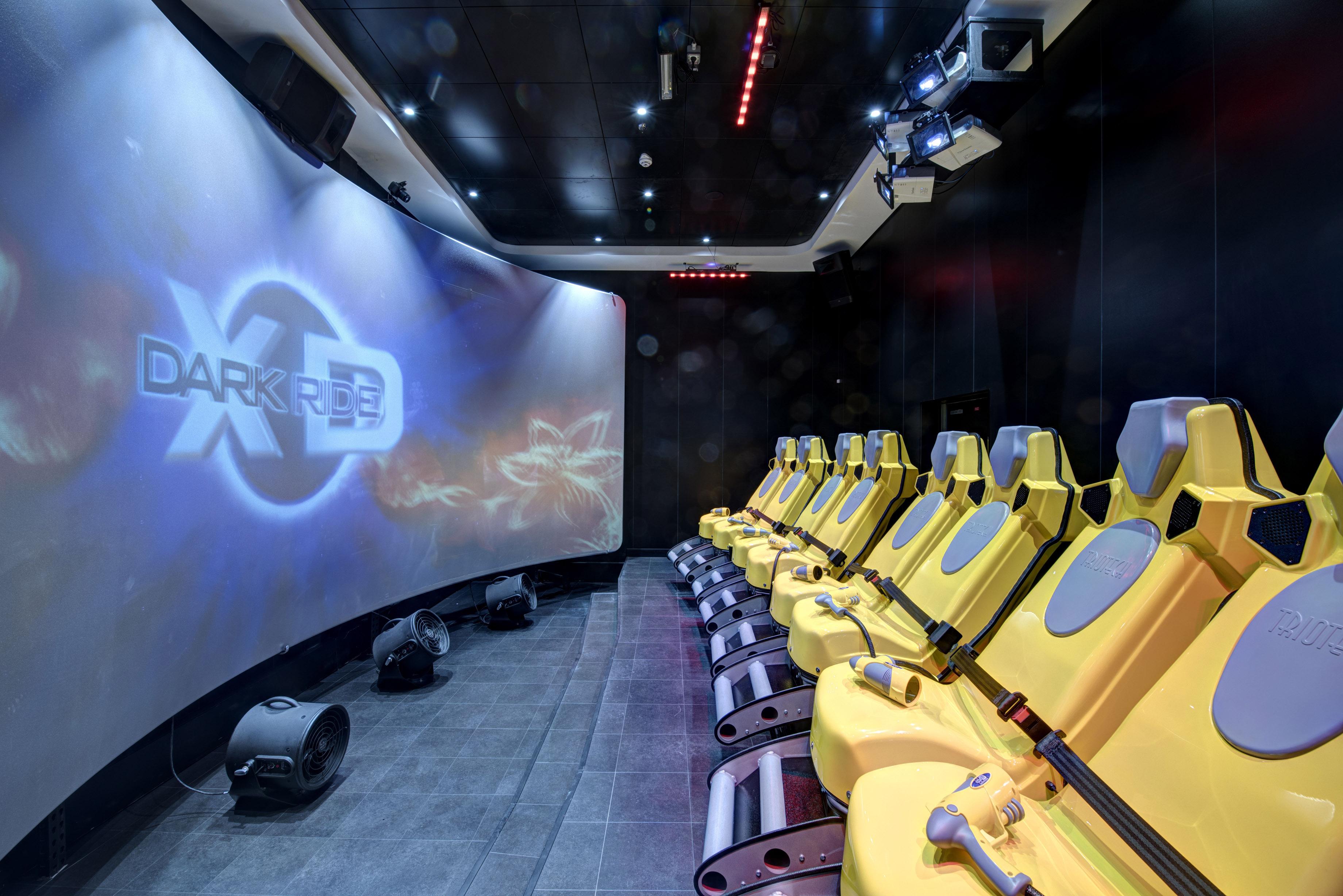 4D影院 4D Cinema