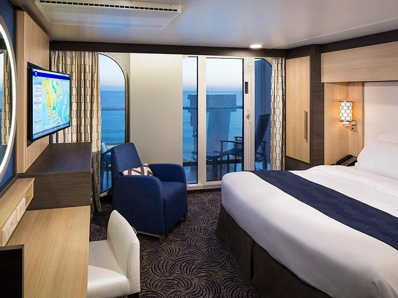 海景大阳台房