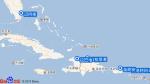 海洋绿洲号航线图